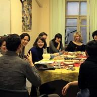 Заседание Итальянского клуба